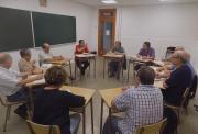 Acompanyar els militants més grans, els pares i mares joves i la formació, principals reptes dels consiliaris