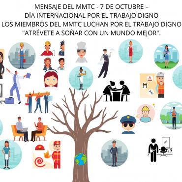 Dia del Treball Digne i nou butlletí INFOR de l'MMTC