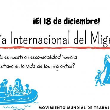 Quina és la nostra responsabilitat humana i cristiana en la vida d'un migrant?