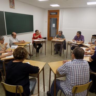 Maria Sallès: «Preparar-se com a consiliària et permet aprendre a obrir el punt de vista»