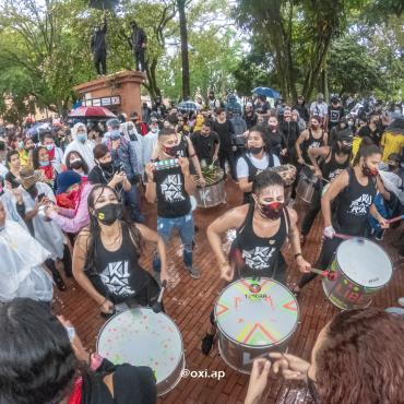 Colòmbia, 130 anys «Rerum novarum» i «Dones en l'Església»
