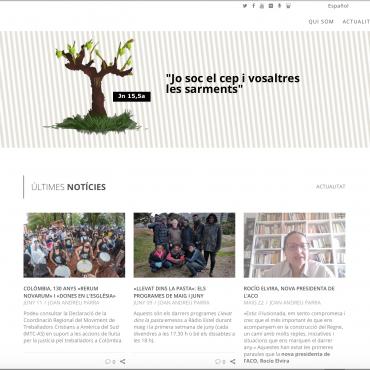 Nou web de l'ACO