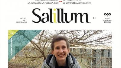 Laia de Ahumada i l'acompanyament de la mort i el dol, a la revista «Salillum» de l'ACO